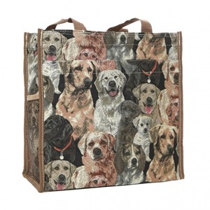 "Shopper Bag ""Labrador"""