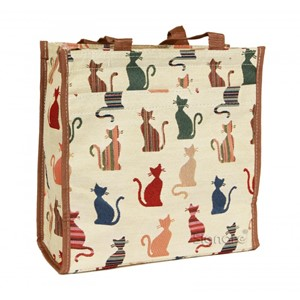 "Shopper Bag ""Cheeky Cat"""