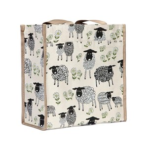 "Shopper Bag ""Spring Lamb"""