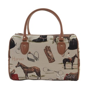 "Travel Bag ""Horse"""