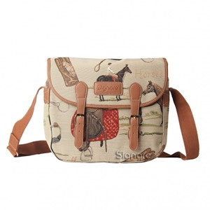 "Messenger Bag ""Horse"""