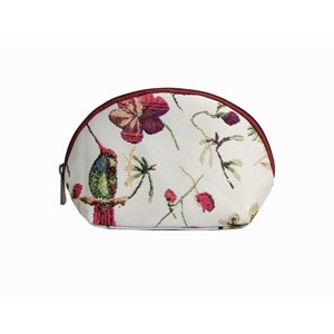 "Cosmetic Bag ""Humming Bird"""