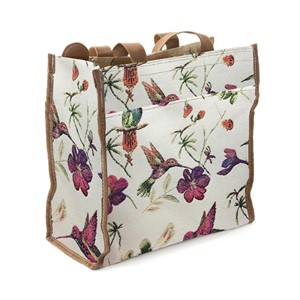 "Shopper Bag ""Humming Bird"""