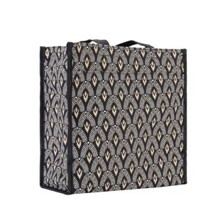 "Shopper Bag ""Luxor Art Deco Style"""