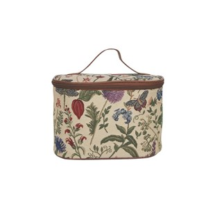 "Toiletry Case ""Morning Garden"""