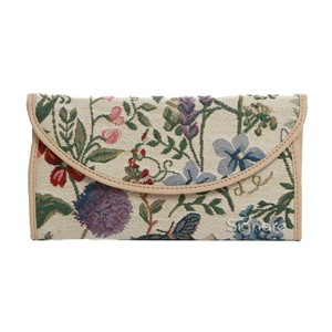 "Envelope Purse ""Morning Garden"""