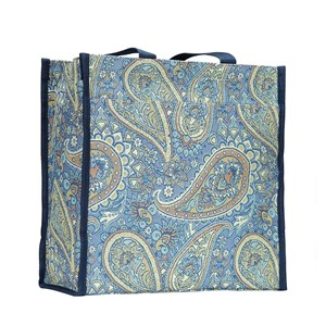 "Shopper Bag ""Paisley"""
