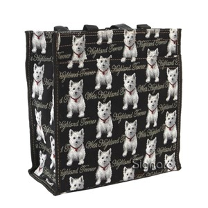 "Shopper Bag ""Westie"""